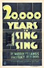 20,000 Years in Sing Sing - 1932