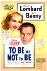 To Be or Not to Be - 1942