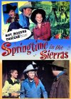 Springtime in the Sierras - 1947
