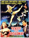 Two Tickets to Broadway - 1951