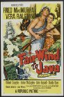 Fair Wind to Java - 1953