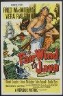 Fair Wind to Java - 1953