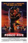 Force: Five - 1981