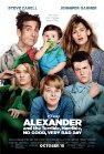 Alexander and the Terrible, Horrible, No Good, Very Bad Day - 2014