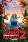 Cloudy with a Chance of Meatballs 2 - 2013
